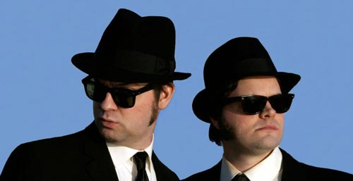 Blues Brothers Trilby