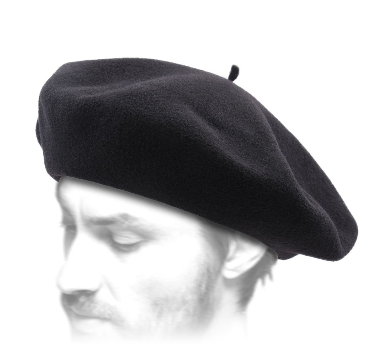 beret homme Basque Authentique