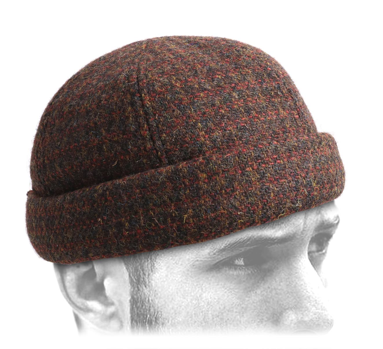 bonnet tweed docker